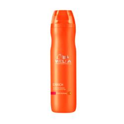 Wella Enrich Line Питательный шампунь для объема нормальных и тонких волос 250 мл