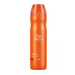Wella Enrich Line Питательный шампунь для увлажнения жестких волос 250 мл