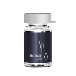 Wella SP Men Hydrate Elixir - Увлажняющий эликсир 6*2 мл. Общий объем: 18 мл