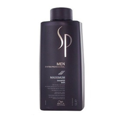 Wella SP Men Maximum Shampoo - Максимум шампунь против выпадения волос 1000 мл