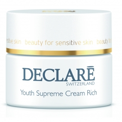 """Declare Youth Supreme Cream Rich - Питательный крем """"Совершенство молодости"""", 50 мл"""