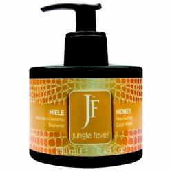 Jungle Fever Color Mask Honey - Питающая тонирующая маска для волос, тон медовый, 250 мл
