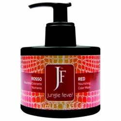 Jungle Fever Color Mask Red - Питающая тонирующая маска для волос, тон красный, 250 мл