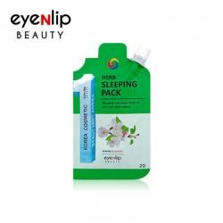 Eyenlip Herb Sleeping Pack - Ночная маска с экстрактами трав, 20г