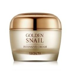 Skin79 Golden Snail Intensive Cream - Крем для лица с экстрактом улитки, 50 г