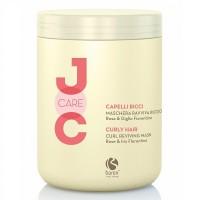 """Joc Care Curl Reviving Mask Rose & Iris Florentina Маска """"Идеальные кудри"""" с Флорентийской лилией 1000мл"""