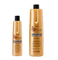 Echos Line Ki-Power Shampoo - Шампунь для молекулярного восстановления, 1000 мл