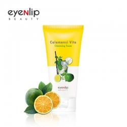 Eyenlip Calamansi Vita Cleansing Foam - Пенка для умывания с экстрактом каламанси, 120 мл