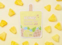 A'Pieu Icing Sweet Bar Sheet Mask Pineapple- Маска-мороженное листовая ананас