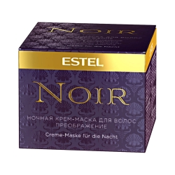 Estel Otium NOIR - Ночная крем-маска для волос Преображение, 65 мл