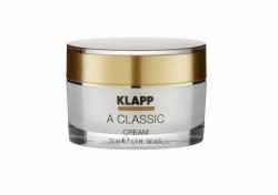 Klapp A Classic Cream - Питательный крем для зрелой кожи с витамином A, 50 мл