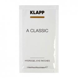 Klapp A Classic Hydrogel Eye Patches - Патчи для век, 5 штук в упаковке