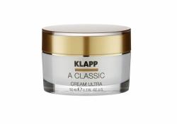 Klapp A Classic Cream Ultra - Дневной крем-ультра для зрелой кожи, 50 мл