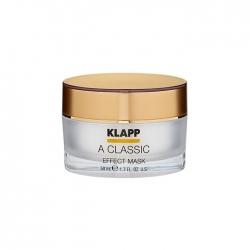 Klapp A Classic Effect Mask - Эффект-маска для зрелой кожи, 50 мл