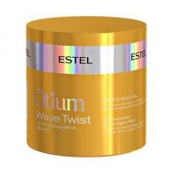 Estel Otium Twist - Крем-маска для вьющихся волос, 300 мл