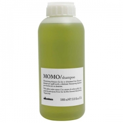 Davines Momo Shampoo - Шампунь для глубокого увлажения волос, 1000 мл