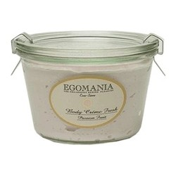 Egomania Passionfruit Cream Cream - Крем-сливки маракуйя, 370 Мл