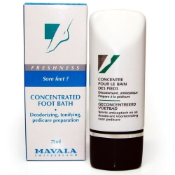 Mavala Concentrated Foot Bath - Концентрат для ножных ванн 75 мл