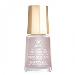 Mavala - Лак для ногтей тон 398 Органза/Pink, 5 мл