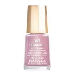 Mavala - Лак для ногтей тон 367 Женственность/ Feminine, 5 мл