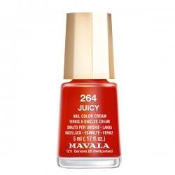 Mavala - Лак для ногтей тон 264 Сочный фрукт /Juicy, 5 мл