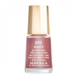 Mavala - Лак для ногтей тон 242 Агат/Agate, 5 мл