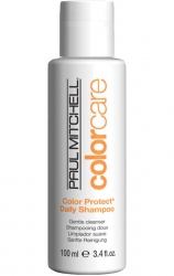 Paul Mitchell ColorCare Color Protect Daily Shampoo - Шампунь для защиты цвета, 100мл