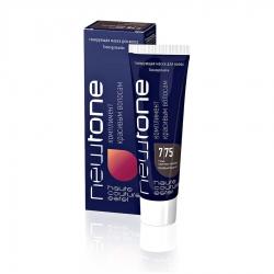 Estel NewTone mini - Тонирующая маска для волос 7/75 (Русый коричнево-красный), 60 мл