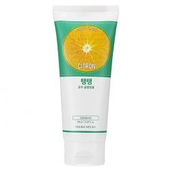 Holika Holika Daily Fresh Citron Cleansing Foam - Очищающая пенка для лица цитрон, освежающая, 150 мл