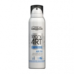 L'oreal professionnel tecni.art Air Fix - Спрей моментальной фиксации эр фикс (air fix), 125 мл