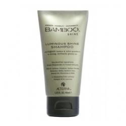 Alterna Bamboo Luminous Shine Shampoo - Шампунь для сияния и блеска волос, 40 мл