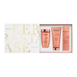 Kеrastase Discipline - Подарочный набор для непослушных волос (шампунь+молочко+термоуход)