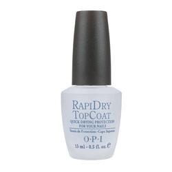 """OPI Rapi Dry TopCoat - Покрытие верхнее """"быстрая сушка"""", 15 мл"""