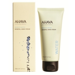 Ahava Deadsea Water Mineral Hand Cream - Минеральный крем для рук, 100 мл