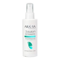 Aravia Professional Solution Antiseptic - Лосьон-антисептик с хлоргексидином 0,1%, 150 мл