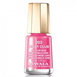 Mavala - Лак для ногтей тон 203 Ночной клуб/ Night club, 5 мл