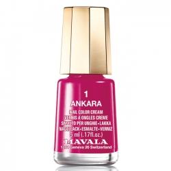 Mavala - Лак для ногтей тон 001 Анкара/Ankara, 5 мл