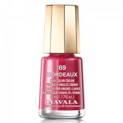 Mavala - Лак для ногтей Тон 069 Бордо/Boardeaux, 5 мл