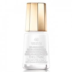 Mavala - Лак для ногтей тон 049  Белый/White, 5 мл