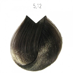 L'Oreal Professionnel Majirel - Краска для волос 5.12 (светлый шатен пепельно-перламутровый), 50 мл