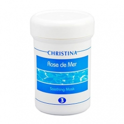 "Christina Rose De Mer 3 Soothing mask – Успокаивающая маска ""Роз де Мер"", 250 мл"
