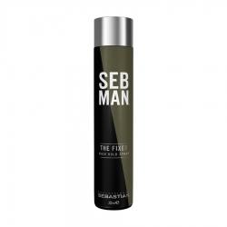 Seb Man THE FIXER - Моделирующий лак для волос сильной фиксации 200мл