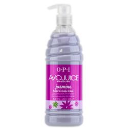 OPI Avojuice Jasmine - Лосьон для рук  Жасминовый, 600 мл
