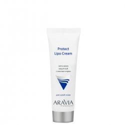 Aravia Professional Protect Lipo Cream - Липо-крем защитный с маслом норки, 50 мл