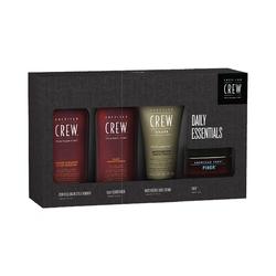 American Crew - Подарочный набор АС Power Cleanser+Daily Conditioner+Shave Cream+Defining Paste