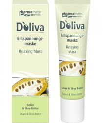 Doliva - Расслабляющая маска для лица, 30 мл