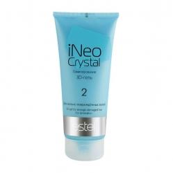Estel iNeo-Crystal - 3D-гель для сильно поврежденных волос, 200 мл