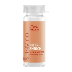 Wella Invigo Nutri-Enrich - Питательная сыворотка-уход 8x10мл