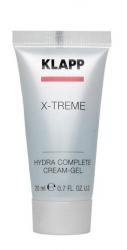 Klapp TX-Treme Hydra Complete - Крем Гидра с экстрактом папайи и дрожжами, 20 мл