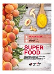 Eyenlip  Super Food Peach Mask - Маска на тканевой основе с экстрактом персика, 23 мл